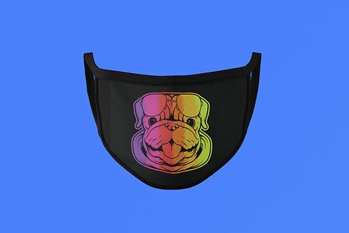 COOL PUP FACE MASK
