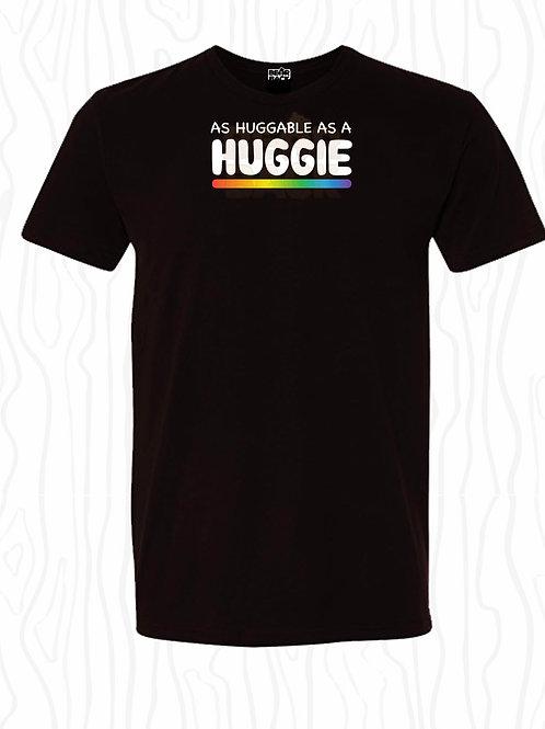 AS HUGGABLE AS A HUGGIE