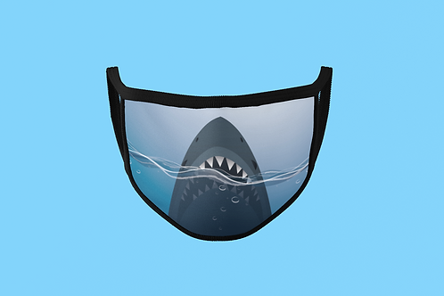 SHARK FACE MASK