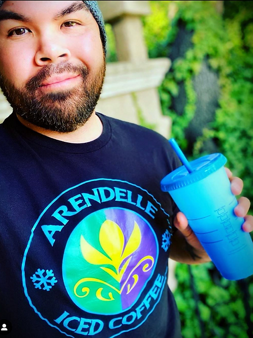 ARENDELLE ICED COFEE SHIRT