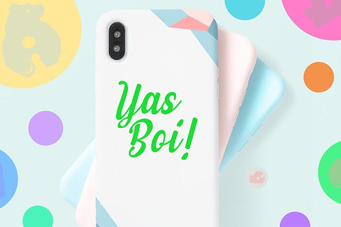 YAS BOI -PHONE SIZE- DECAL