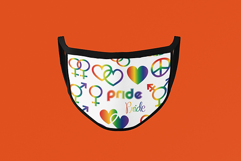PRIDE FOR ALL FACE MASK