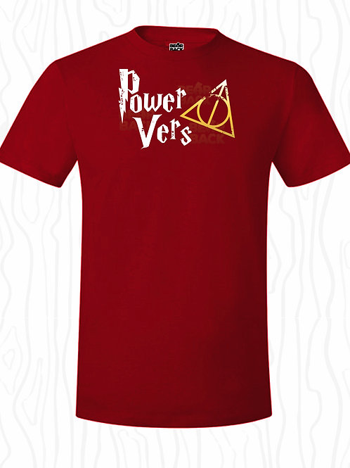 POWER VERS - Gryffindor