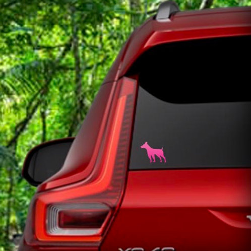 DOG (#2) FAMILY PACK DECAL