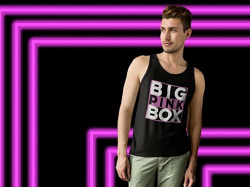 BIG PINK BOX SHIRT