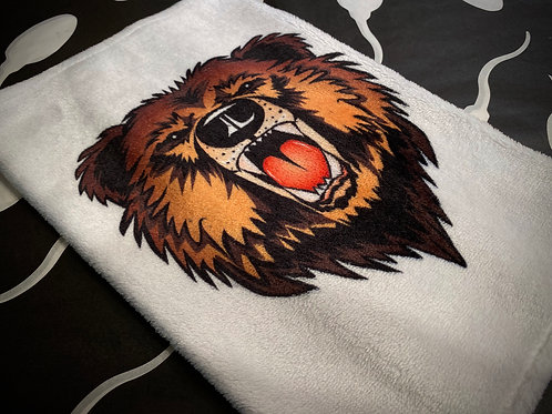 BEAR FIERCE CUM TOWEL