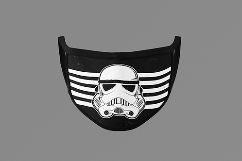 STORMTROOPER FACE MASK