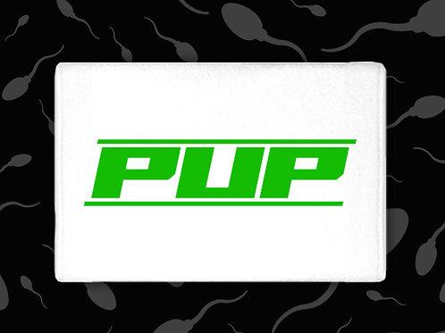 GREEN PUP CUM TOWEL