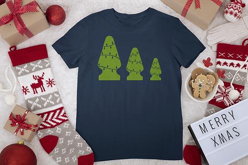 BUTT PLUG CHRISTMAS TREE SET... SHIRT