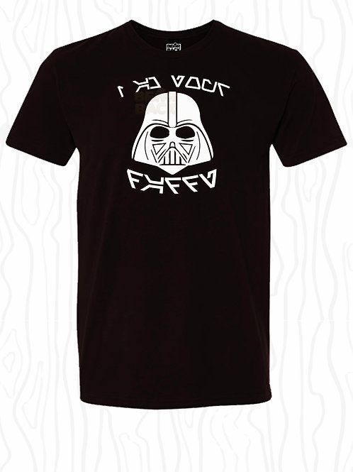 I AM YOUR DADDY w/ Vader Face Center (Stylization of Galactic Basic)