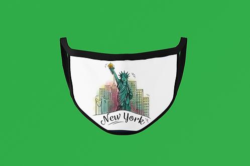 NEW YORK  FACE MASK
