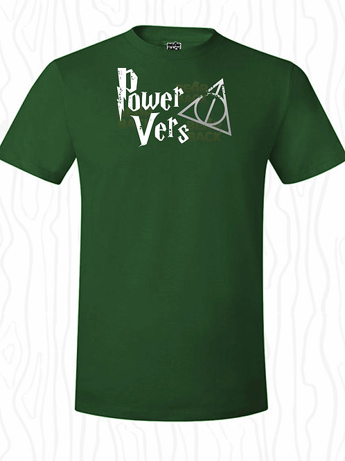 POWER VERS - Slytherin