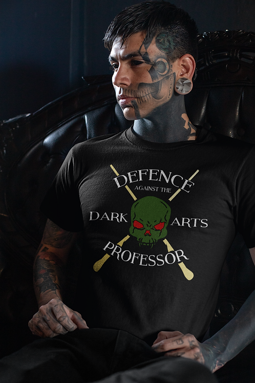 DEFENSE AGAINST THE DARK ARTS PROFESSOR