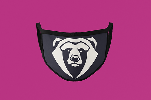 BEAR STRONG FACE MASK