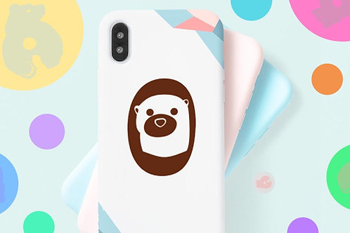 OTTER -PHONE SIZE- DECAL
