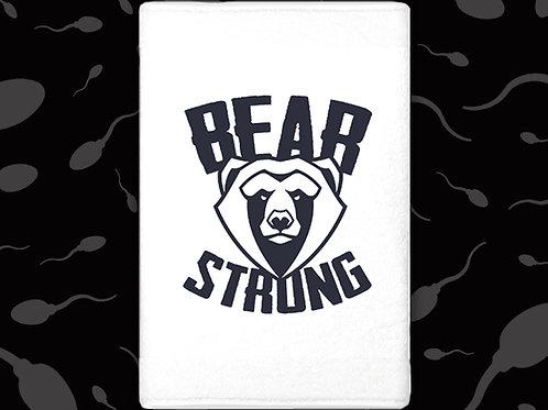 BEAR STRONGCUM TOWEL