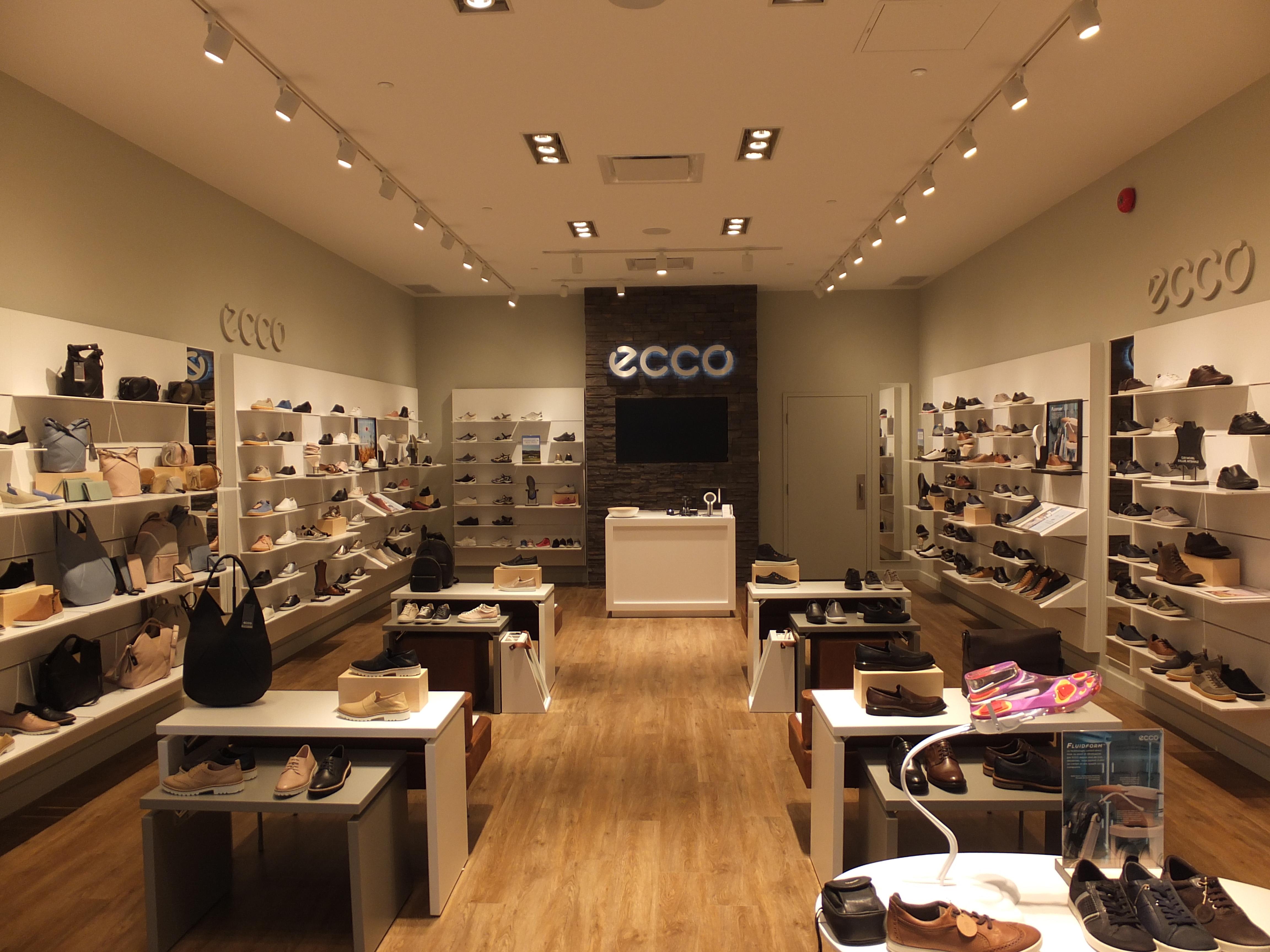 Boutique Ecco Shoes