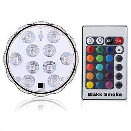 Blakk Smoke LED Light & Remote