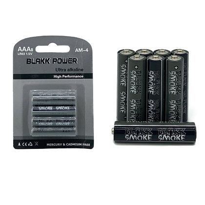 Blakk Smoke Batteries