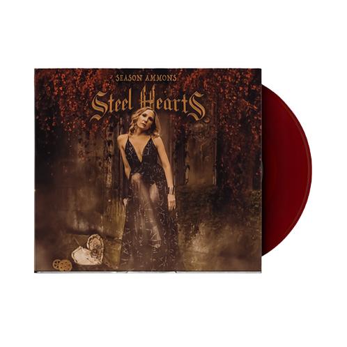 """Steel Hearts"" Limited Edition Vinyl"