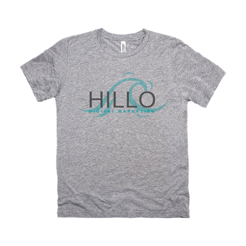 Hillo T-Shirt (Grey)