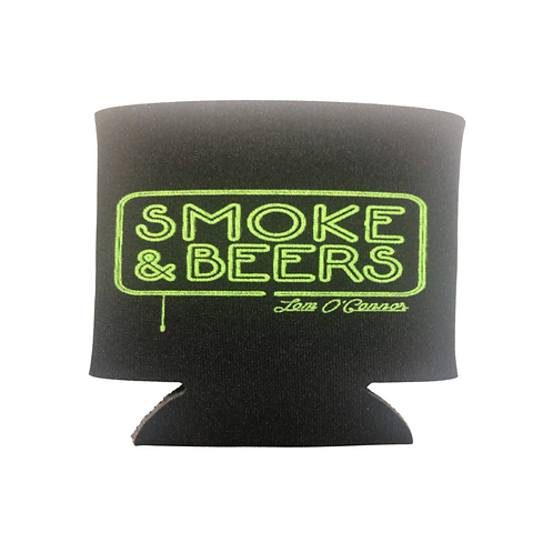 Smoke and Beers Koozie