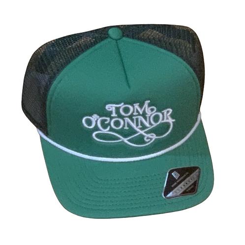 Snapback Foam Trucker Hat (Kelly Green)