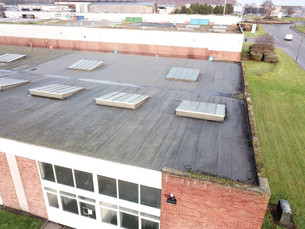 Industrial Roof Inspection