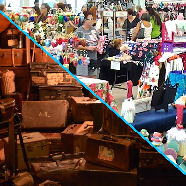 Jacques Marchais Holiday Craft + Attic Treasures Fair