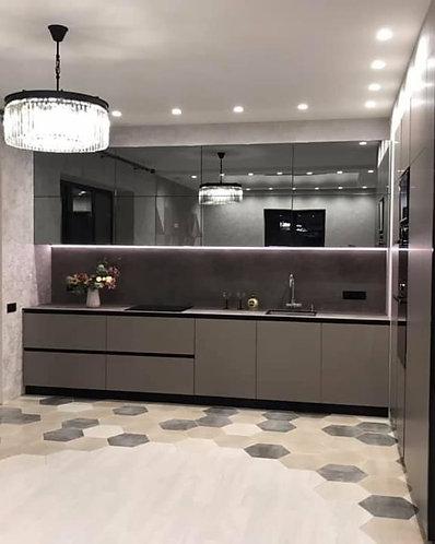 Кухня на заказ по индивидуальным размерам Москва от МФМ