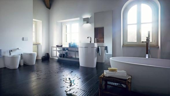 Мебель для ванной комнаты по индивидуальному заказу во Владимире от производителя МФВ