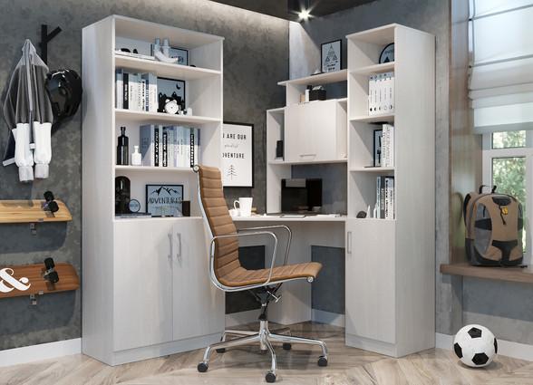Компьютерный стол на заказ по индивидуальным размерам недорого Москва & Владимир от производителя МФВ