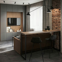Мебель по индивидуальному дизайну в Москве от производителя МФМ
