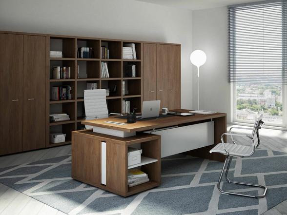Мебель для офиса на заказ во Владимире и в Москве от производителя МФВ