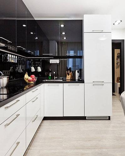 Кухонный гарнитур на заказ в Москве от производителя МФМ