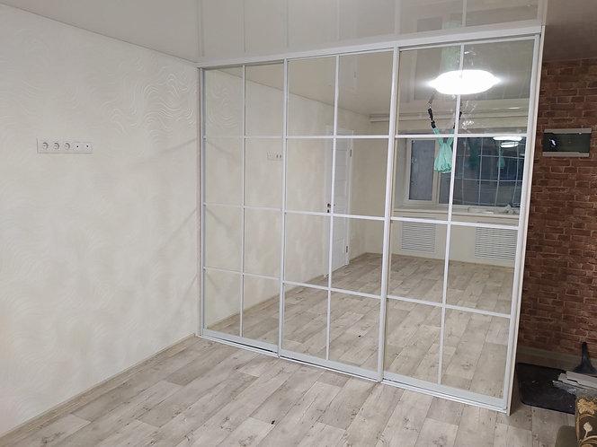 Встроенный шкафы-купе на заказ во Владимире МФВ
