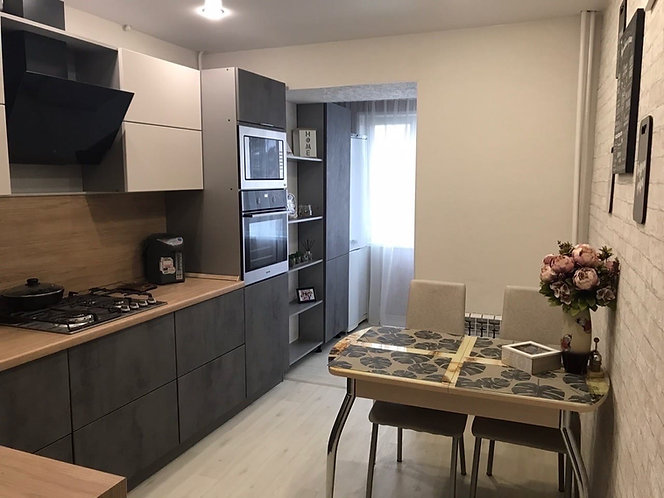 Кухни в Москве от МФВ