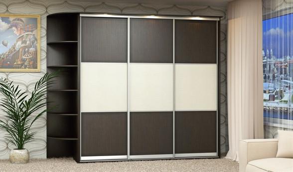 Шкафы-купе на заказ от производителя МФВ