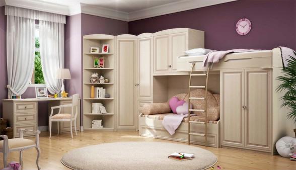 Мебель в детскую комнату на заказ во Владимире от производителя МФВ