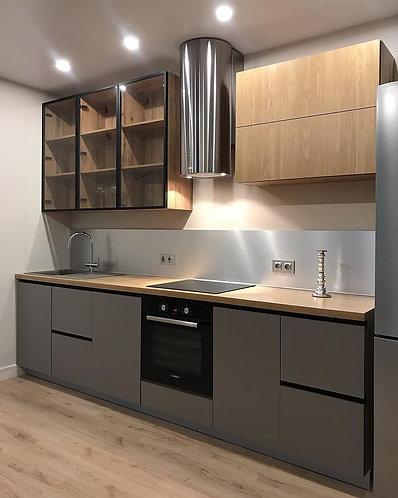 Купить кухонный гарнитур в Москве от производителя МФМ