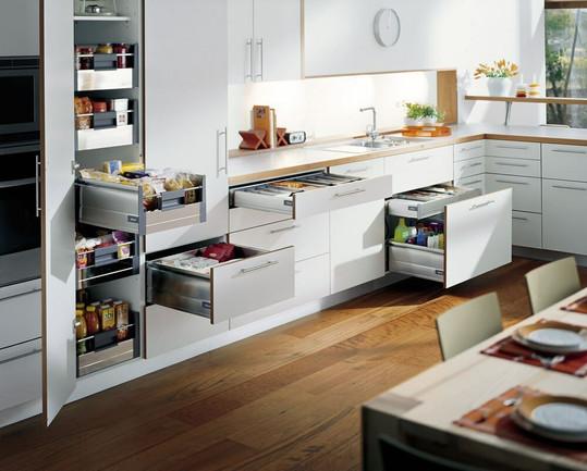 Выдвижные нижний шкаф для кухни от производителя МФВ