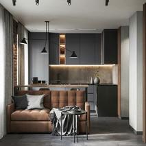 Мебель по индивидуальному дизайн-проекту в Москве и Московской области от производителя МФМ