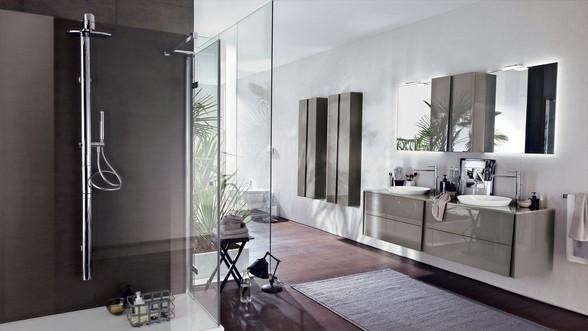 Купить мебель для ванной комнаты на заказ в Москве от производителя МФВ
