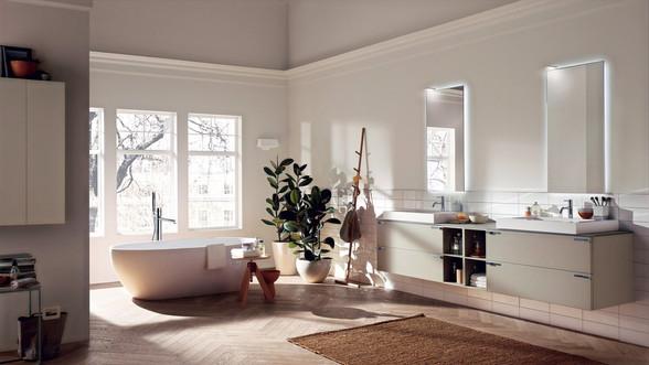 Купить мебель для ванной комнаты на заказ во Владимире от производителя МФВ