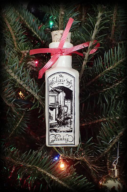 A Christmas Carol Exlir of Humbug Bottle (Large)