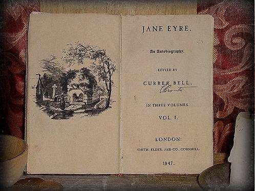 Jane Eyre. Charlotte Bronte. 1847