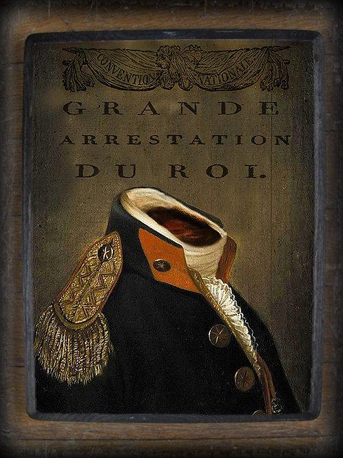 Headless Portraits: General Alexandre de Beauharnais