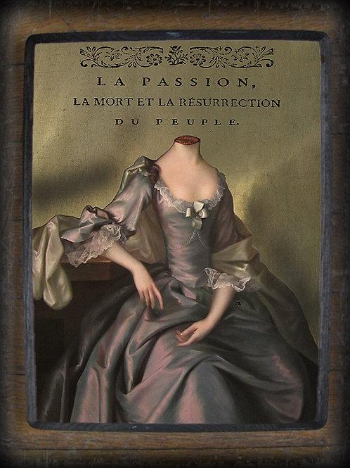 Headless Portraits: Madame Élisabeth