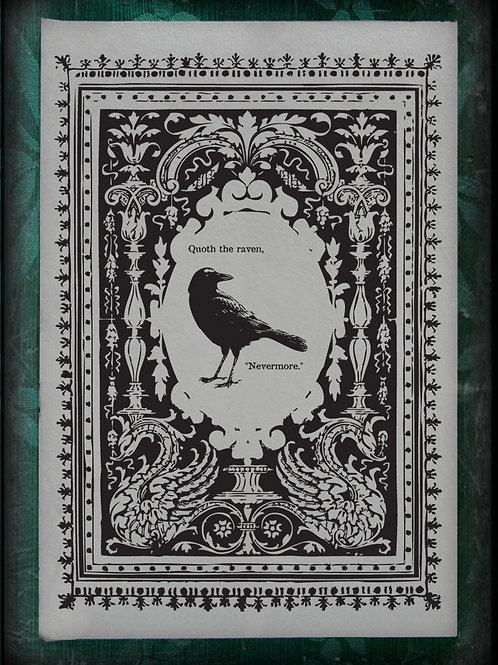 The Raven I. 1845