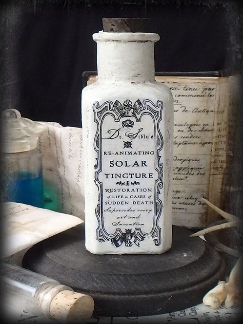 Dr. Sibly's Re-animating Solar Tincture